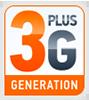3G Plus Generation