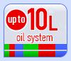 До 10L маслосистемы