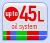 До 45L маслосистемы
